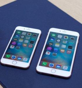 Новый iphone 6 , 6 plus + гарантия , доставка