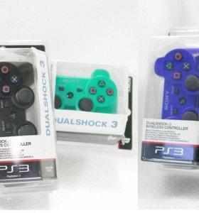 Джойстик sony PS3 Dualshock3 Беспроводной