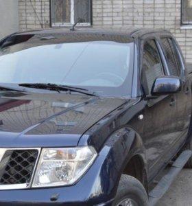 Запчасти бу для Nissan Navara и Pathfinder 05-08 г