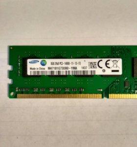 8Gb DDR3 1866MHz. Для AMD.