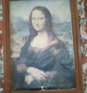 Мона Лиза и Всадница