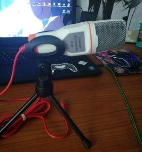 Микрофон Condenser SF-666