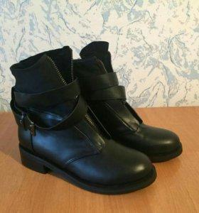 Новые осенние ботинки