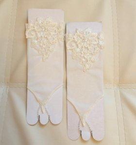 Перчатки новые