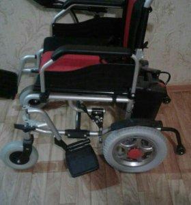 Кресло Коляска с электроприводом.