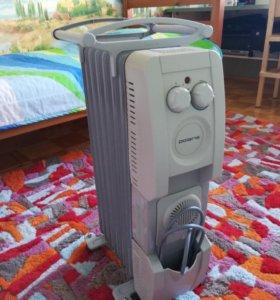 Печка, отопительная батарея