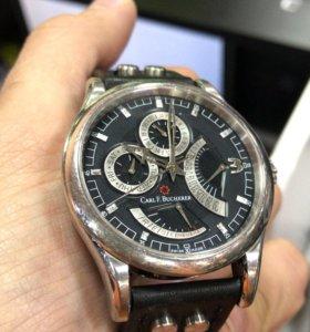 Часы Carl F. Bucherer manero