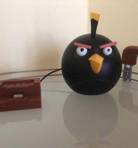 Домашняя колонка Angry Birds