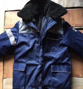 Куртка зимняя «Гудок»