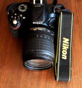 Nickon D3200
