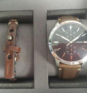 Новые часы Fossil Townsman FS539