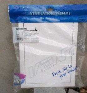 Дверца ревизионная пластиковая VENTS  250*300