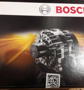 Генератор Bosch.