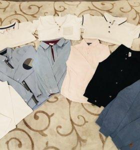 Одежда для мальчика рубашки, футболки