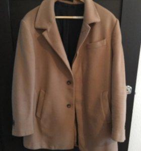 Пальто осеннее