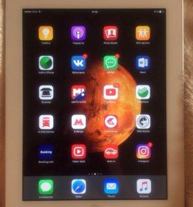 Apple iPad 4 64gb Wi-Fi + Celular (sim 4g)