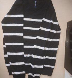 Пуловер мужской, новый.