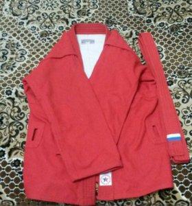 """Куртка Самбо """"Крепыш"""" 46 размер"""