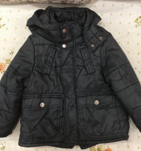 Утепленная куртка,типа Аляска