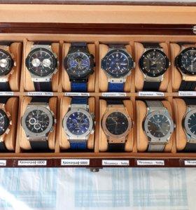 Японские люксовые часы. Механические и хронографы