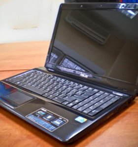 Ноутбук Asus A52F (P6100 2х2 Ггц/2GB/320GB)