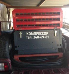 Дизельный компрессор Chicago Pneumatic CPS 90