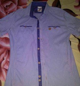 Новая рубашку мужская Турция
