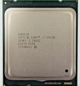 Процессор Intel I7 3930K
