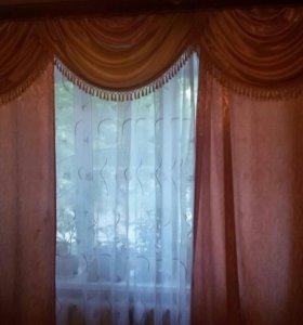 Тюль и шторы