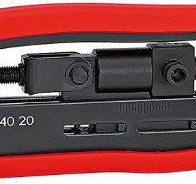 клещи knipex 974020 обжимной компрессионный
