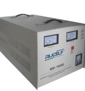 Сервоприводный стабилизатор напряжения SDF 10000