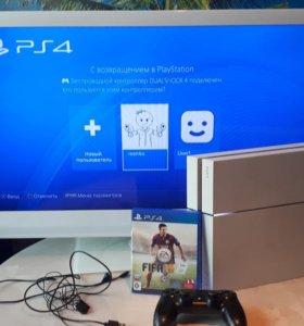 продам Sony PlayStation 4 (1028серия) на 500 гигов
