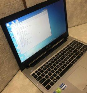 Игровой ультрабук i5, большой экран