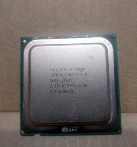 Процессор Intel core 2 duo e8600