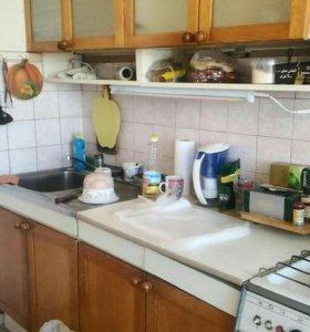 Кухня, диван, прихожая, стенка