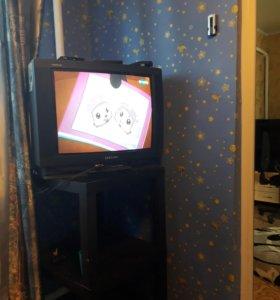 Телевизор и приёмник на 20 каналов