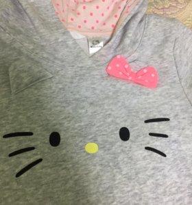 Одежда на девочку 7-10 лет