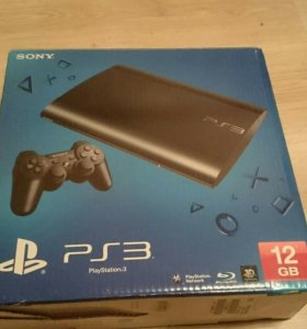 Sony Playstation 3 и игры