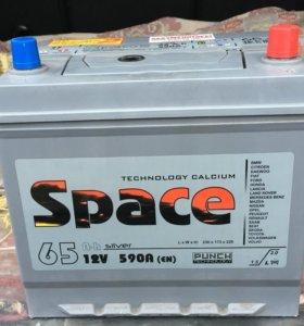 Продам аккумулятор Space. Новый