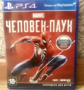 Игра Человек-паук PS4