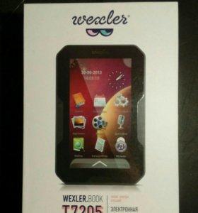 Электронная книга Wexler Book T7205