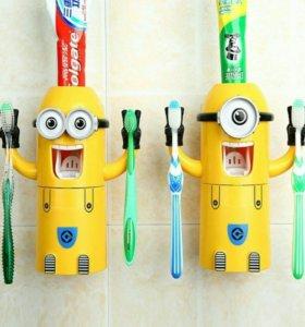 """Дозатор зубной пасты """"Миньон"""""""