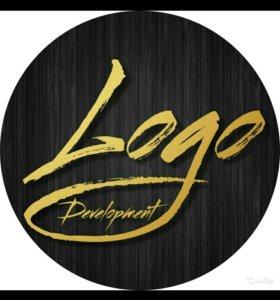 Разработка дизайна (Логотип). Качественно!