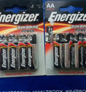 Батарейки Energizer «Alkaline Power»