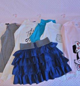 Одежда на девочку 152-164см