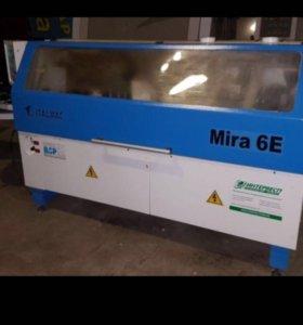 Автоматический кромкооблицовочный станок mira-6 M