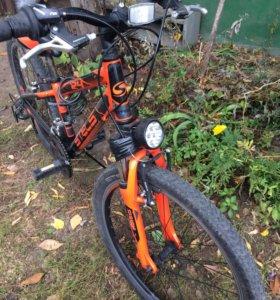 Велосипед 🚴 STELS