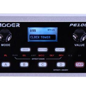 Гитарный Multi-процессор mooer PE100