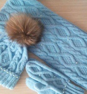 Вязание и вышивка на заказ