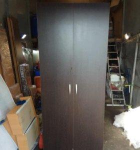 Шкаф черный